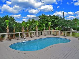 Blue Sails | Pet Friendly | Pool | Private Beach - Inlet Beach vacation rentals