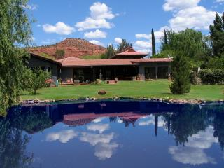 Sedona Sanctuary - Eight bedrooms/ Six baths/ Views, on 1.76 acres - Sedona vacation rentals