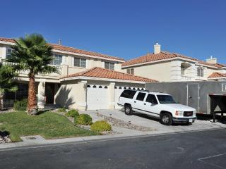 Southwest Comfort - 4 BR, 3 BA with Pool And Spa - Las Vegas vacation rentals