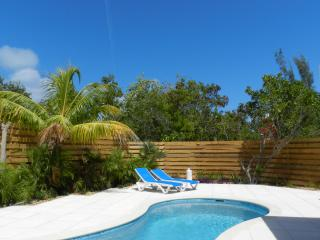 Private 1 bedroom home with swimming pool, short walk to beach - Grace Bay vacation rentals