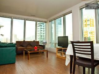 Fully Furnished Central 1 BR-Great View-Sleeps 4 - Vancouver vacation rentals