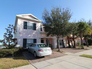 Lakefront, gated 4Br/3Ba, 6mi2Disney, WiFi, Jacuzzi - Kissimmee vacation rentals