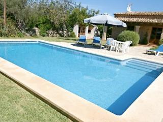 Family friendly finca in northern Mallorca  with private pool  - ES-1058704-Pollença - Pollenca vacation rentals