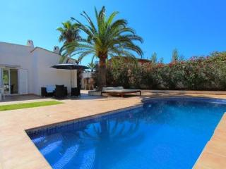 Holiday house in quiet area for 8 people  with pool and near the beach - ES-1074950-Sa Coma - Sa Coma vacation rentals