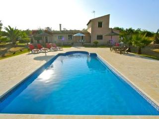 Finca Mallorca 5 km from Can Picafort for 5  people with Internet Wifi and pool - ES-1074951-Can Picafort - Ca'n Picafort vacation rentals