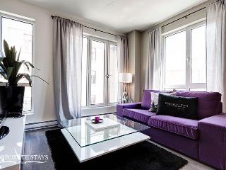 Quebec City Quintessence 1BR Holiday Apartment - Montreal vacation rentals