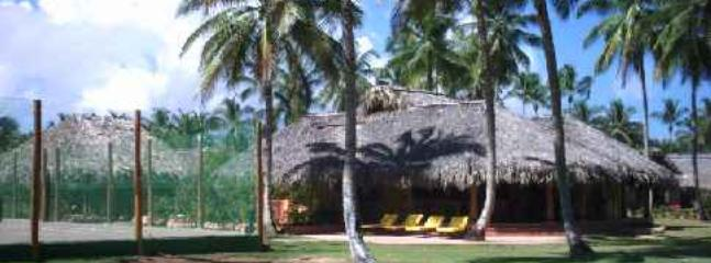Luxurious Boutique Beach House Walrus - Spectacular Boutique Style Front Row Beach House - Las Terrenas - rentals