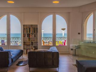 Contemporary Luxury Apartment w/ Ocean views - Basque Country vacation rentals