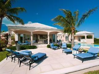 SeaBreeze Villa in gated community with salt-water infinity pool overlooking Grace Bay - Providenciales vacation rentals