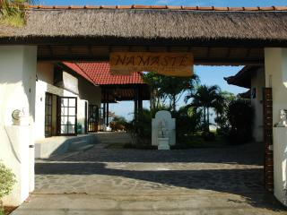 Villa NAMASTE is a Luxury beachfront villa with swimming pool and staff - Dencarik vacation rentals