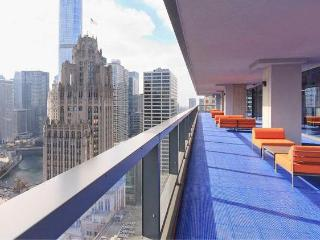 Magnificent Mile 1 Bedroom At Optima Chicago #1504 - Chicago vacation rentals
