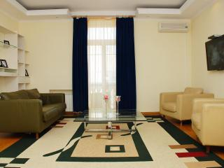 Large 2 Bed 2 Bath , quality design, full kitchen - Kiev vacation rentals