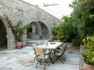Greek Island Villa in Town on Patmos Island - Villa Patmos - Cyclades vacation rentals