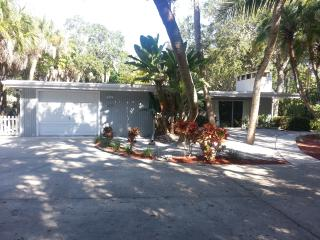 Stay at SIESTA QUARTERS! Private 3/2 Siesta Home! - Sarasota vacation rentals
