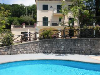 Modern 6 bedroom villa with pool on Sorrento Coast - Sant'Agata sui Due Golfi vacation rentals