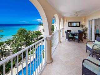 Sapphire Beach 407: Elegant Beachfront Condo - Saint Lawrence Gap vacation rentals
