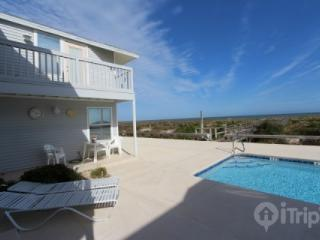 Fantastic 3BR/3BA Town Home directly on the beach! Pool and large deck shared by only 6 units! - Fernandina Beach vacation rentals