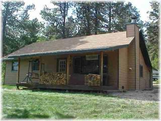 Timber Top Cabin - South Dakota vacation rentals