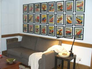 Harlem Hideaway Garden Apartment - Manhattan vacation rentals