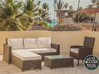 Terrazas PH C11 - Pool and Ocean View - Punta Cana vacation rentals