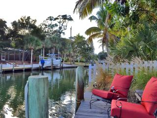 Spacious Siesta Key Canal Front Vacation Rental - Siesta Key vacation rentals