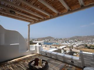 3 Bedroom Villa in Mykonos with stunning view - Mykonos vacation rentals