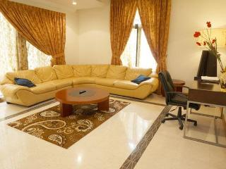 Luxury Palm Island Villa with Private Beach 288826 - Dubai vacation rentals