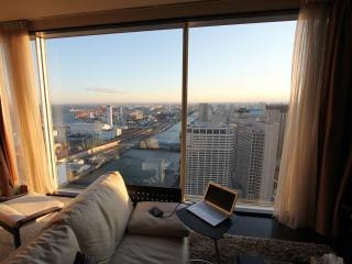 Gorgeous Views of Tokyo Bay & Tower - Kanto vacation rentals