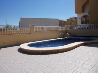 3 bed bungalow, los montesinos - La Mata vacation rentals