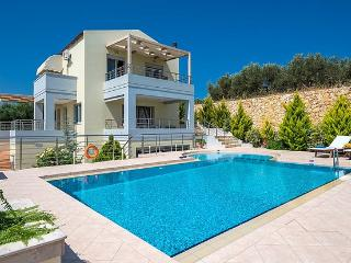 A Luxury Villa to Rent, Sea View, Near Beach - Crete vacation rentals