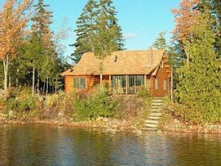 Kineo Cabin on Tunk Lake - NEW! - Stonington vacation rentals