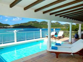 St. Barths Villa 34 A Wonderful Villa Located On The Cliffs Over St. Jean Bay. - Terres Basses vacation rentals
