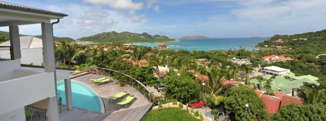 Phebus at Saint Jean, St. Barth - Ocean View, Walk To Beach and Restaurants - Image 1 - Camaruche - rentals
