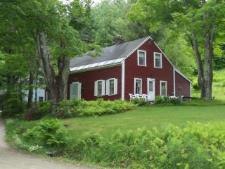Newly listed rental! Charming mountain farmhouse and breathtaking view - Pittsfield vacation rentals
