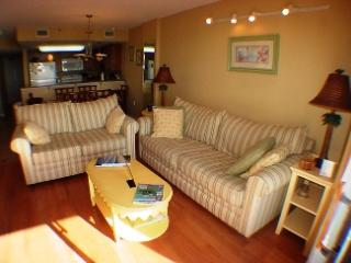 OCEANFRONT LOVELY CRESCENT TOWERS II 707 - 3 BEDROOM - North Myrtle Beach vacation rentals