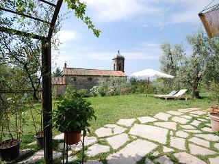 Casa Emiliana. Beautiful Stone Villa with breathtaking views of Lucca. Private Pool - Lucca vacation rentals