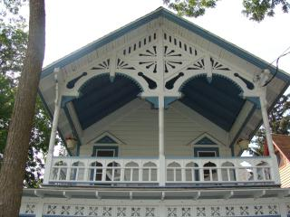 Victorian Cottage, Thousand Island Park, NY on the St. Lawrence River - Thousand Island Park vacation rentals