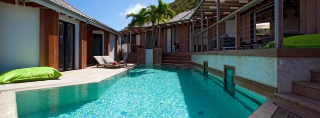 Soleimane at Vitet, St. Barth - Panoramic Ocean View, Pool, - Terres Basses vacation rentals