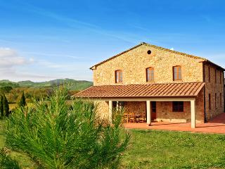 Apartment in tuscan villa - Montecatini Val di Cecina vacation rentals