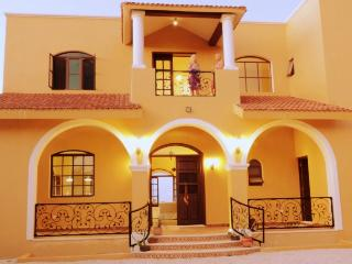 LARGE, NEAR-NEW BEACHFRONT ESTATE FOR 8-10 GUESTS - Chelem vacation rentals