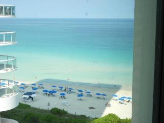 Fully furnished one bedroom facing the Ocean - Miami Beach vacation rentals