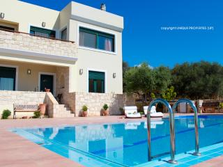 Holiday Villa with Pool and Large Garden in Chania - Crete vacation rentals