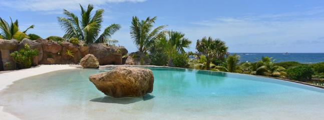 La Roche Dans L'Eau at Grand Fond, St. Barth - Ocean View, Pool, Privacy - Terres Basses vacation rentals