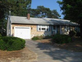 Front - 79 Country Circle - Convenient Mid Cape Ranch - ID 574 - South Dennis - rentals