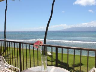 Papakea F205 - Oceanfront and Remodeled Condo. - Lahaina vacation rentals