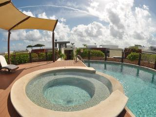 Comfy Flat with Jacuzzi and swimming pool H101B - Playa del Carmen vacation rentals