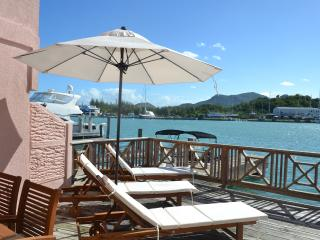 The Boat House - 221D South Finger - sleeps 5 - Antigua vacation rentals