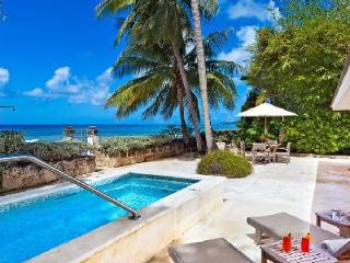 Enchanting oceanfront Leamington Cottage with divine views & plunge pool - Saint Peter vacation rentals