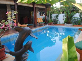 Tropical Oasis - amazing full views: Main House - Nusa Dua Peninsula vacation rentals