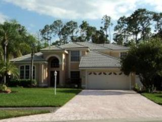 Front of home - Resort style pool, minutes to beach! - Naples - rentals